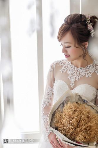 [高雄婚紗推薦]Kiss九九為我和歐爸拍出唯美又韓風的婚紗照 (13)