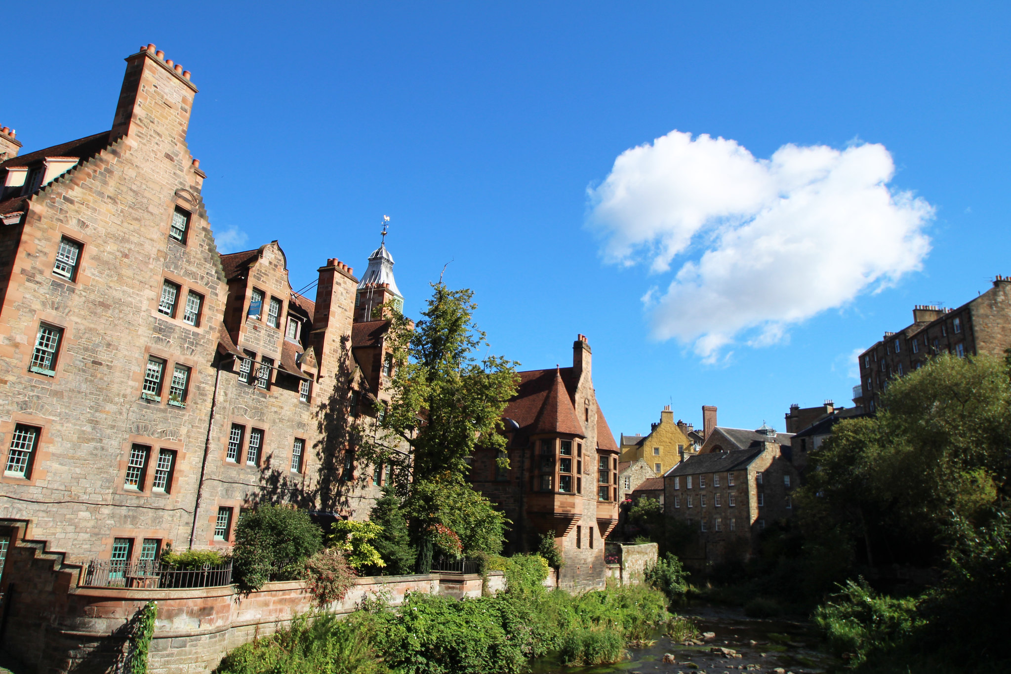The Little Things blog UK Edinburgh Travel Dean Village