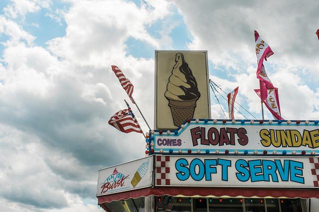 Soft serve.