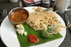 Bangalore - JW Marriot JW Kitchen Dosa 3