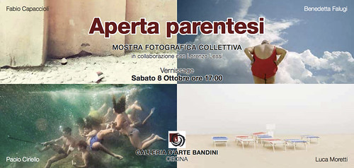 Galleria Bandini Aperta Parentesi Invito