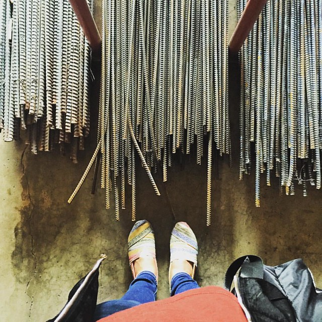 #Steeling myself for the trip's token #fromwhereistand shot  #thefreelancelife #roadtrip #journodiaries #philippines #visayasislands #antique #culasi