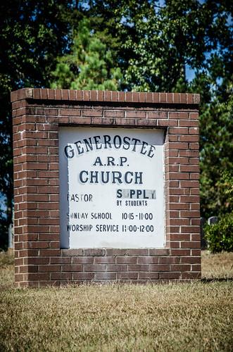 Generostee ARP Church and Cemetery-001