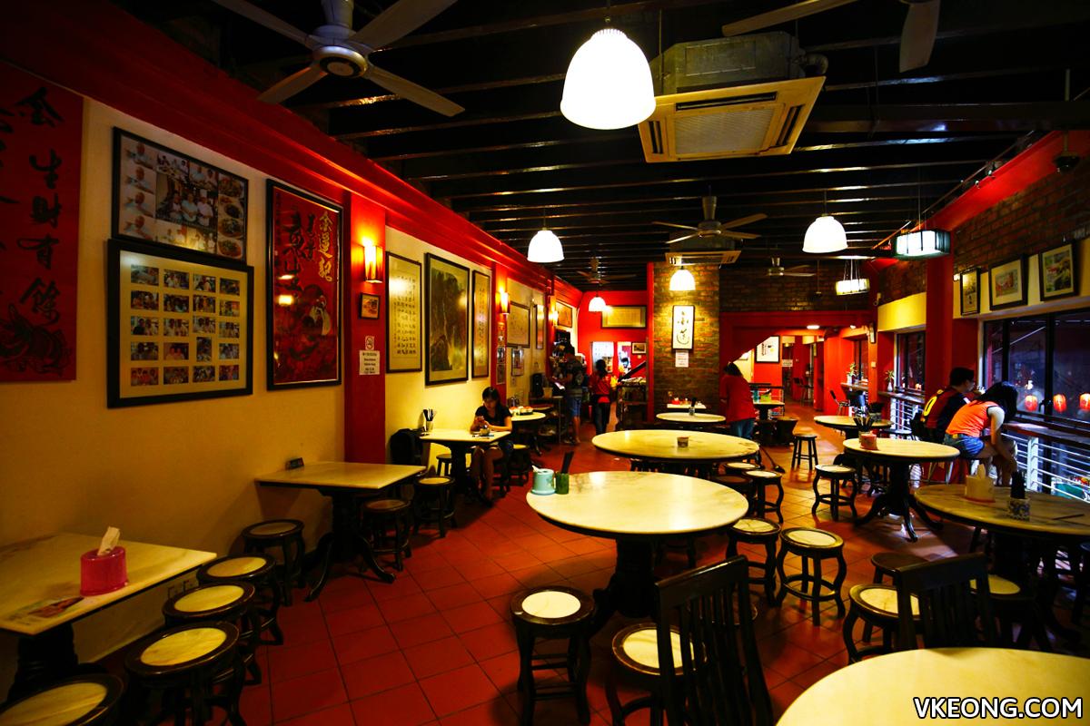 Kim Lian Kee Restaurant Petaling Street