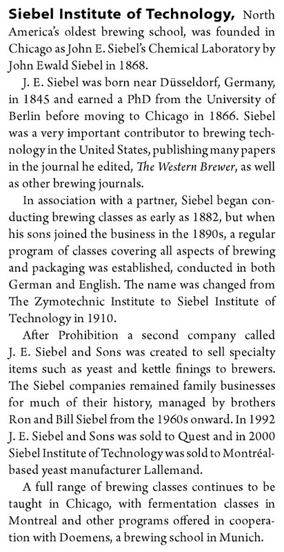 siebel-institute-oxford-companion