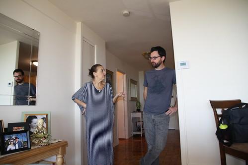 Visiting Mom 2016