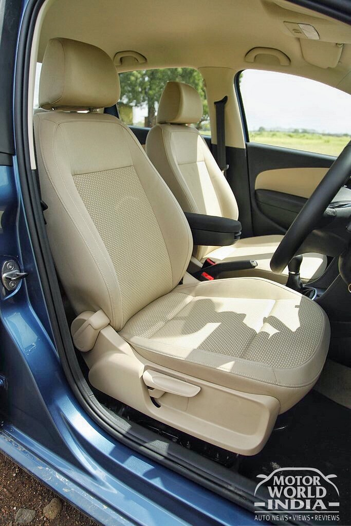 Volkswagen-Ameo-Diesel-Interior-Front-Seat