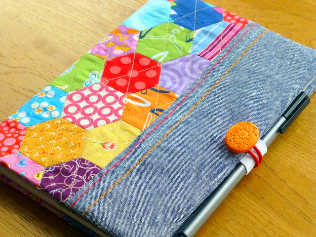 Hexie Notebook Cover