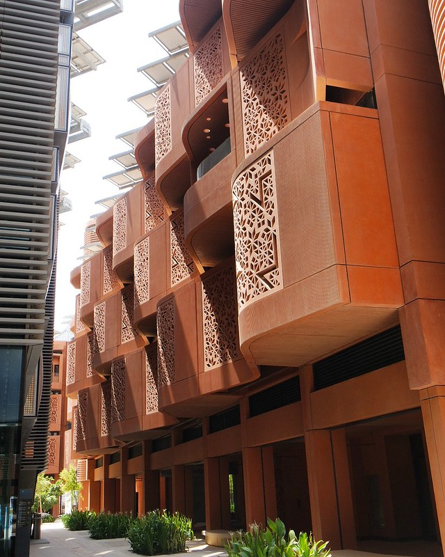 Masdar Institute, Abu Dhabi, UAE