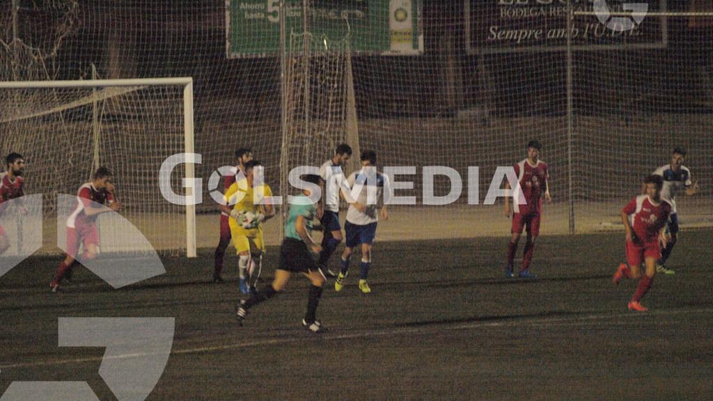 UD Vall de Uxó 2-1 Club La Vall (30/09/2016), Jorge Sastriques