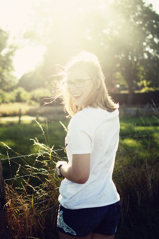 Fotografie Sonne Mädchen