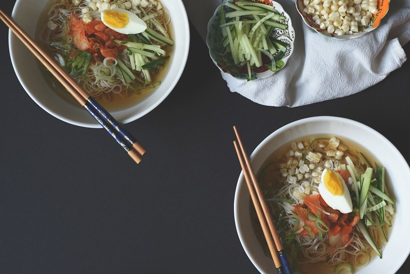 Cold Noodle Bowl