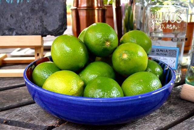 Bowl of Limes | www.rachelphipps.com @rachelphipps