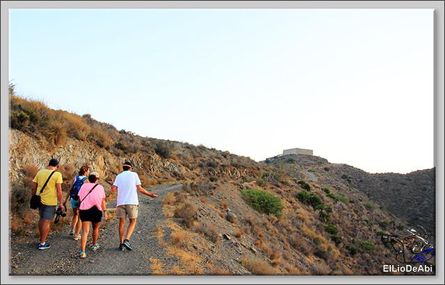 #AlmeriaLVT Ruta de la Mena Macenas 12
