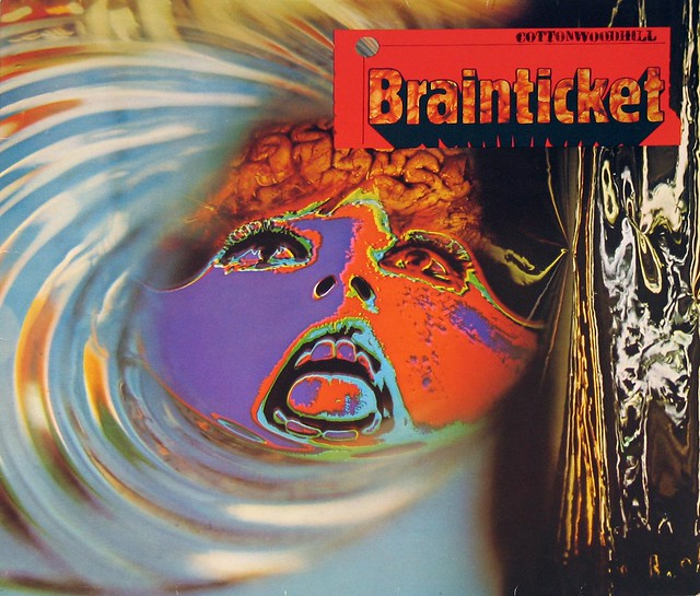 Brainticket Cottonwoodhill SWISS PSYCH ACID KRAUTROCK