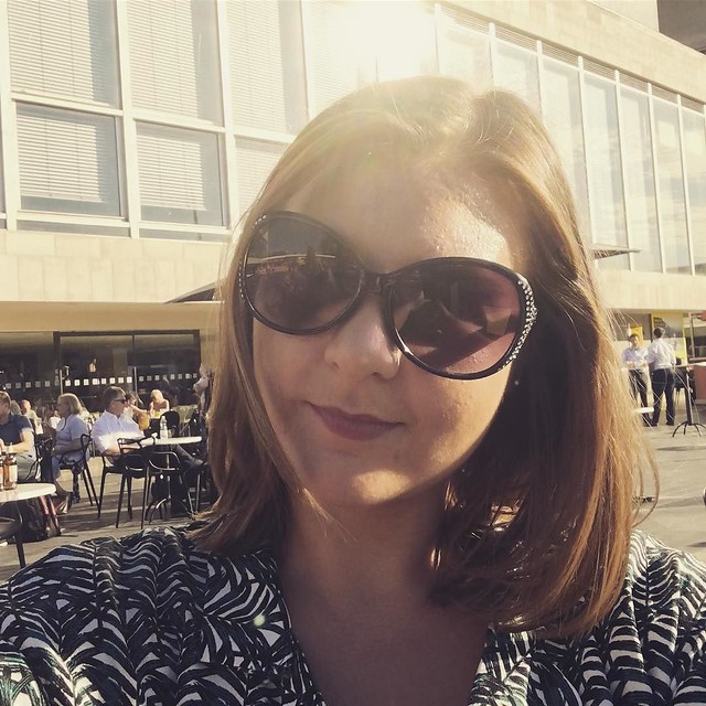 Super sunny #southbank after visiting #imperialwarmuseum #london #londonliving #wineoclock