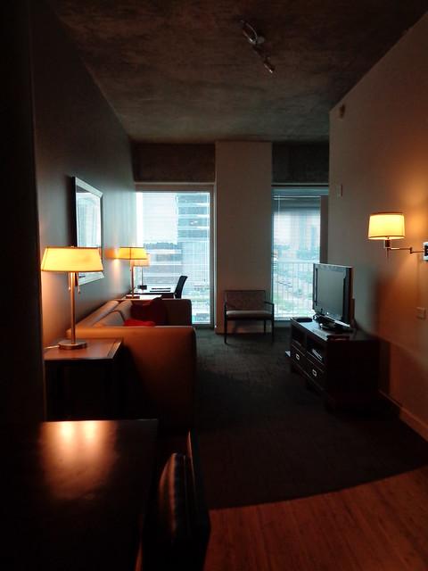 Twelve Atlantic Station Hotel, Atlanta GA