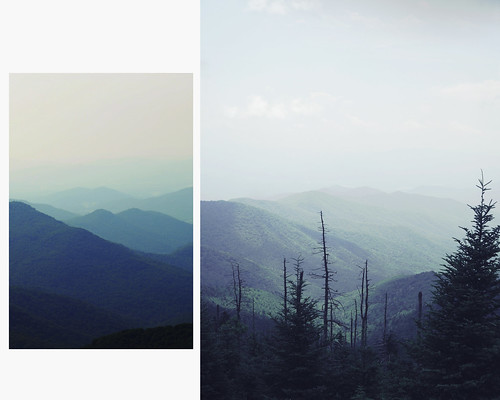 Blue Ridge Mountains | by evan-etc