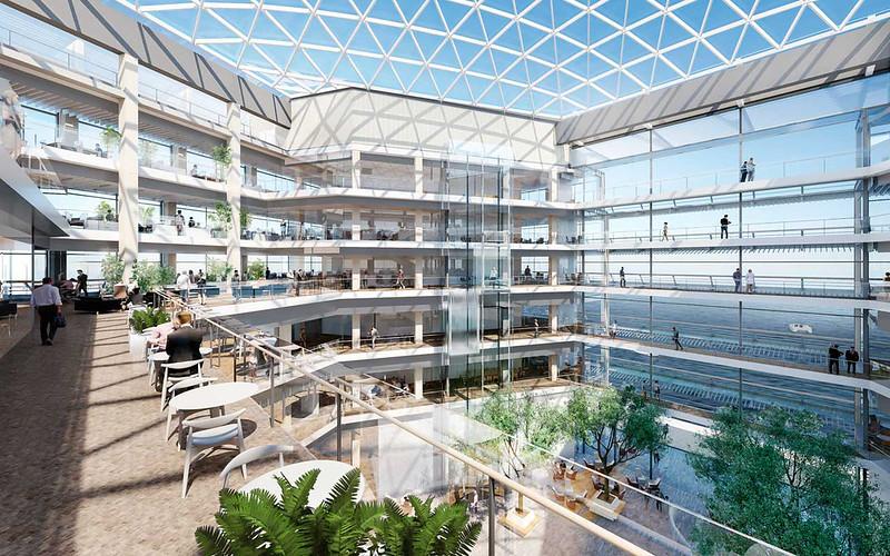 Штаб-квартира Ferring Pharamceuticals в Дании