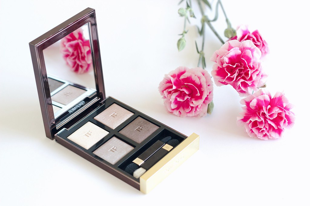 Tom Ford Nude Dip Eye Shadow Quad Review