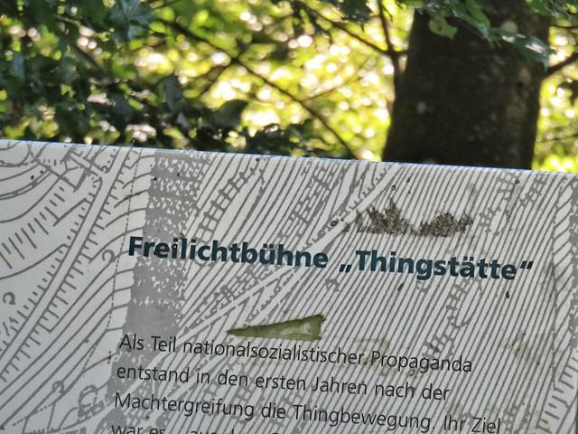 Heidelberg, Heiligenberg - Thingstaette