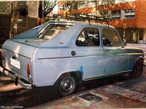 Renault 4S Mini - Uruguay