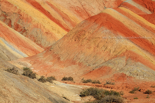Danxia Landform | by baddoguy
