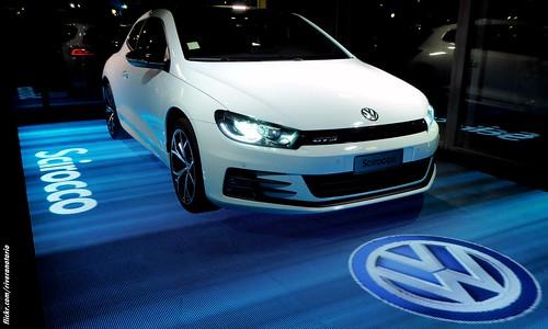 VW Scirocco | Lanzamiento en Chile