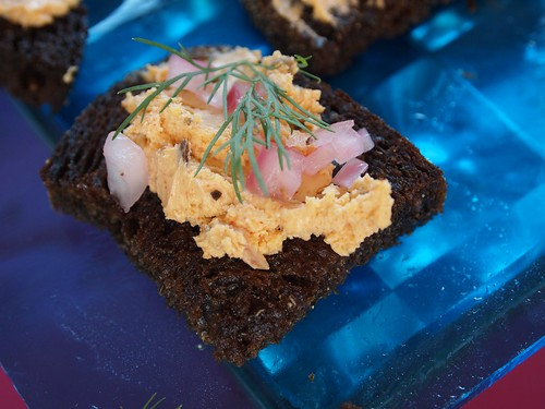 Crostini from Metro Cuisine Catering | by swampkitty