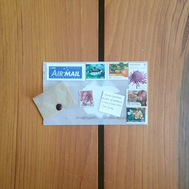 Tiny Letter Snail Mail | shirley shirley bo birley Blog