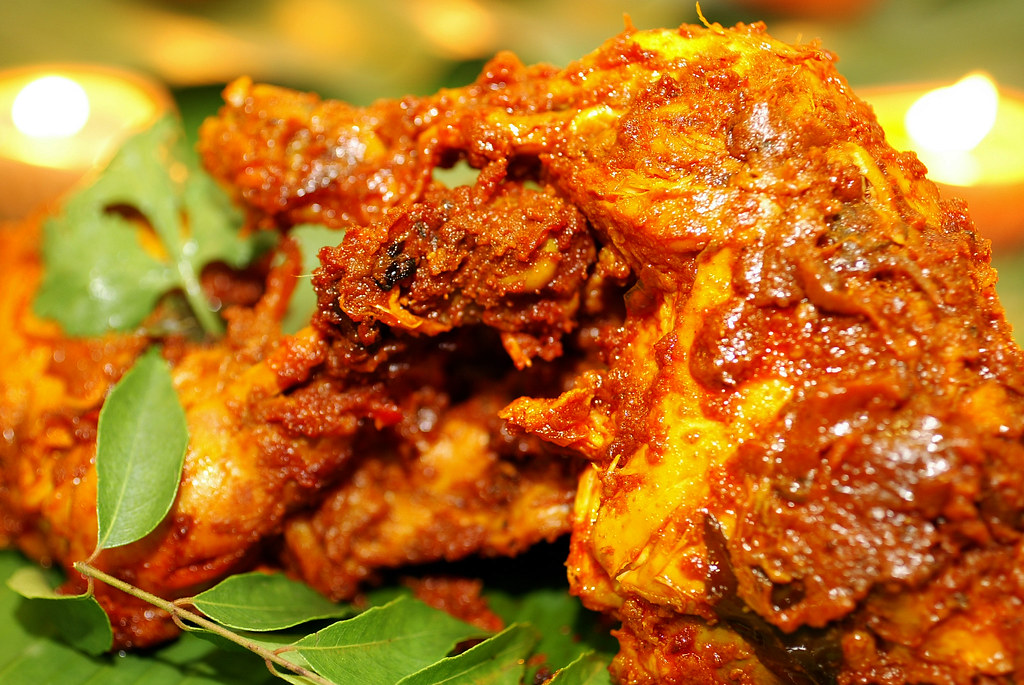 Indian Restaurants: Masala Chicken