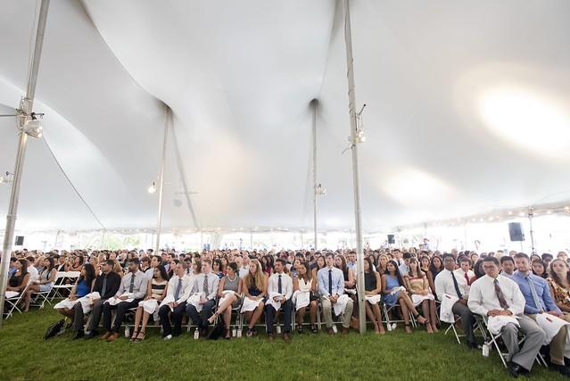BUSM White Coat Ceremony 2016