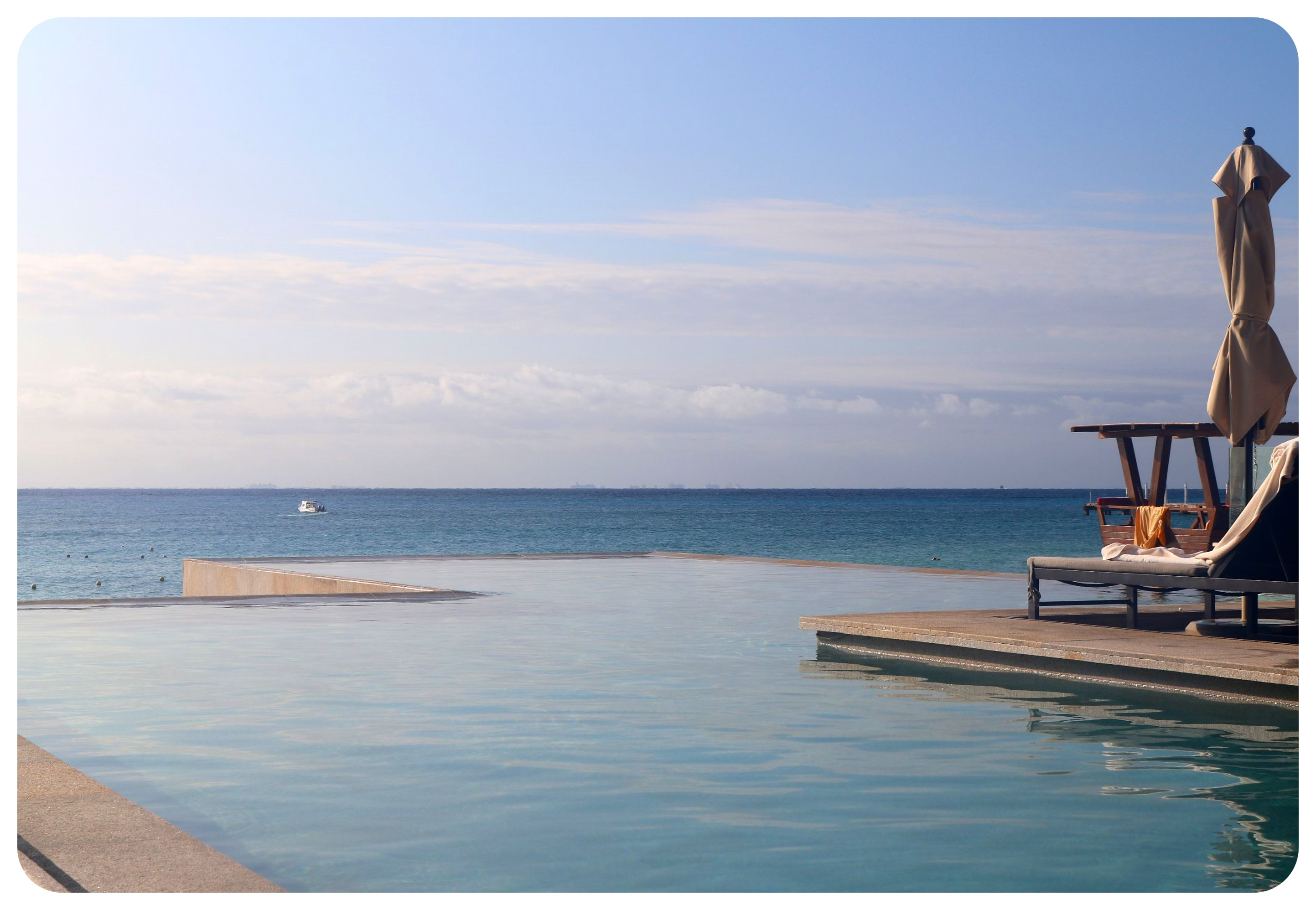 grand hyatt playa del carmen infinity pool1
