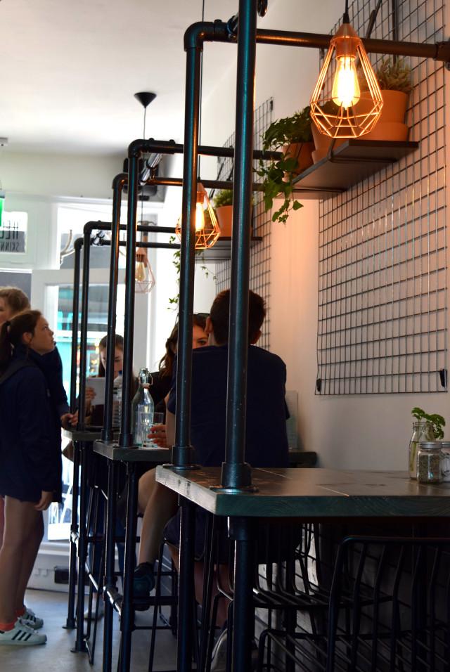 Inside The Skinny Kitchen, Canterbury | www.rachelphipps.com @rachelphipps