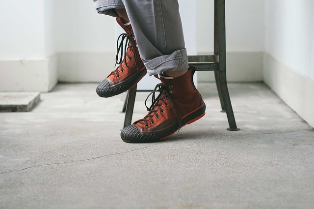 22e26735a4 PERSICA  ALL-WEATHER HIGH TOP