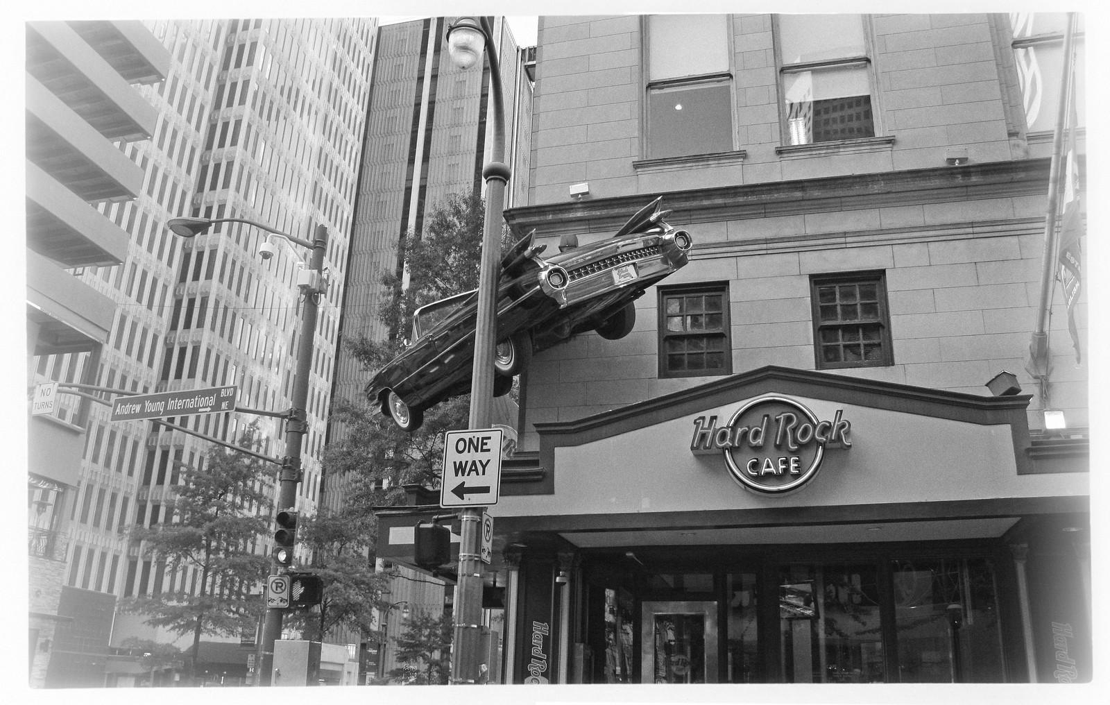 Hard Rock Cafe, Atlanta