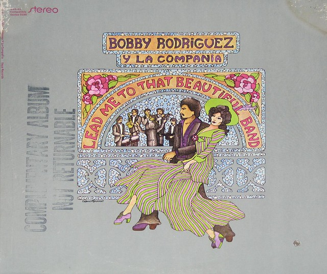 BOBBY RODRIGUEZ LEAD ME TO THAT BEAUTIFUL BAND