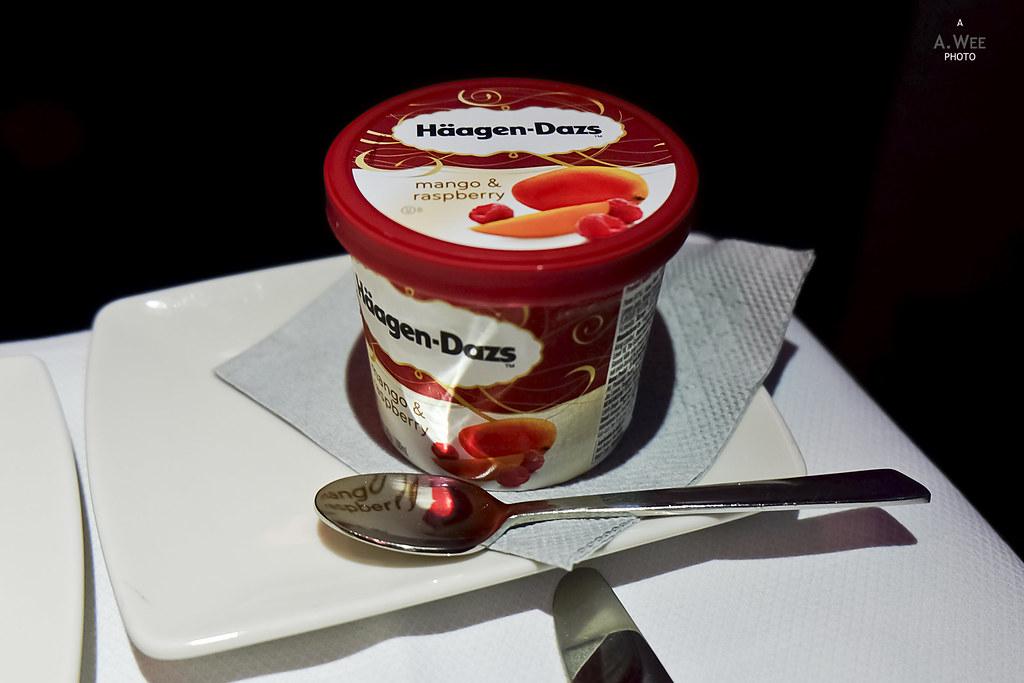 Häagen-Dazs ice cream