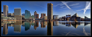Baltimore Inner Harbor Panorama | by Deb Felmey