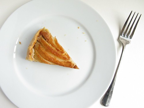 pear almond galette | by rcakewalk
