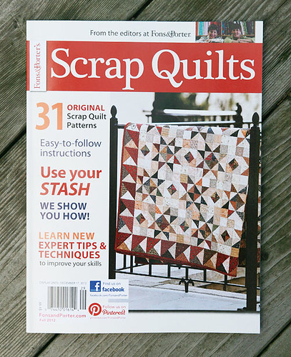 Fons & Porter Scrap Quilts | by Fresh Lemons : Faith