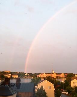 rainbow, karlskrona