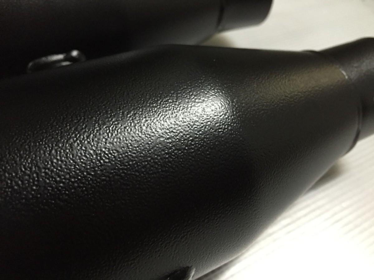 Harley-Davidson Iron 883 サイレンサー パウダーコーティング