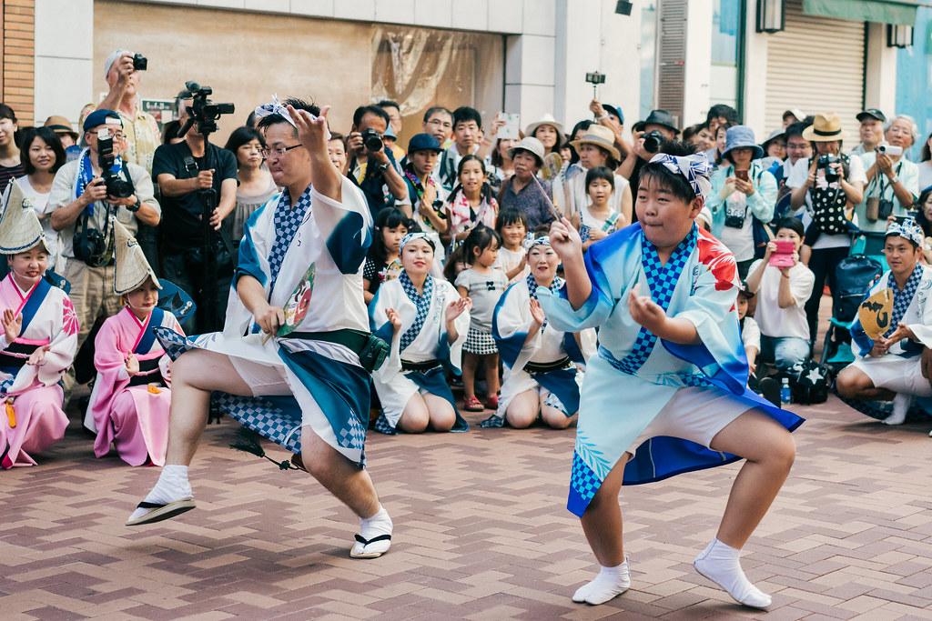 【四国游记】德岛阿波舞祭