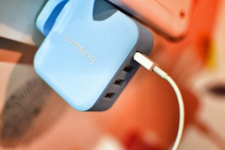 Lumsing plug