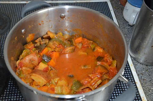 vegetable curry Sept 16