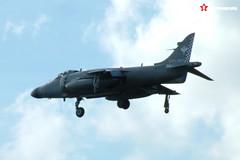 ZH796 001 L - NB01 - Royal Navy - British Aerospace Sea Harrier FA2 - Fairford RIAT 2005 - Steven Gray - DSCF2801