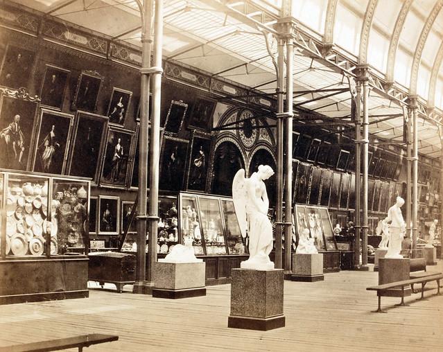 Hall, Art Treasures Exhibition, 1857