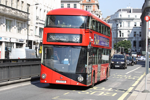 Arriva London South LT733 LTZ1733