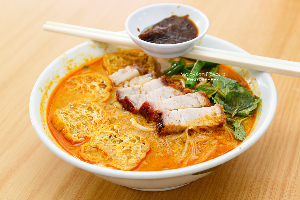 Suukee Coffee Yau Hau Fook SS2 curry laksa